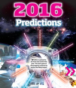 Predictions piece