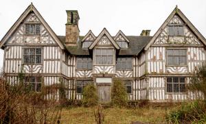 Old Colehurst Manor, Market Drayton